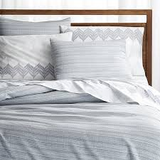 crate and barrel exclusive nasoni duvet covers and pillow shams