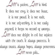 Love Is Patient Quote Amazing Love Bible Quotes Marvelous Awesome Love Bible Quotes Love Is