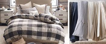 complemented by textured slub cotton this large scale buffalo check pattern makes a casual comfortable statement