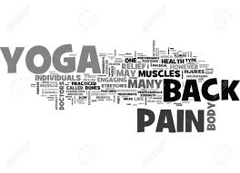 Image result for yoga for back pain relief