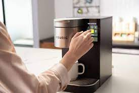 The coffee maker with a detachable water tank is also handy to have beside your bedside or on your office table. Keurig K2500 Commercial Coffee Maker For Direct Water Line Plumbing Office Ready