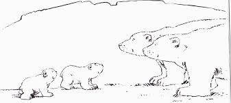 Coloring Page - The little polar bear coloring pages 38