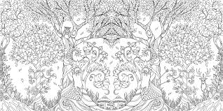 Small Picture Amazoncom Enchanted Forest An Inky Quest Coloring Book