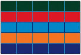 color blocks valueplus rug 6 x 9