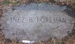 Inez Augusta Bloomquist Foreman (1897-1963) - Find A Grave Memorial
