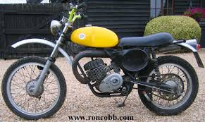ajs motorcycles 1972 ajs stormer 410 road registered classic