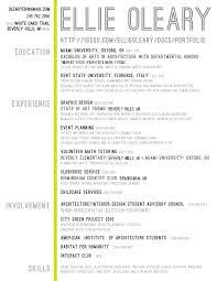 Architect Resume - Ex