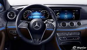 There are plenty of standard and available features as well. Spied All New W206 2021 Mercedes Benz C Class Interior No More Floating Screen Wapcar
