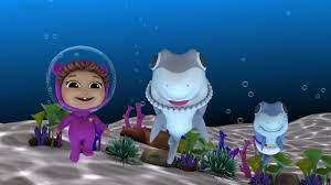 Bé Cá Mập Dance ♫ Nhạc Thiếu Nhi Tiếng Anh ♫ Baby Shark Dance ♫ Gia Đình Bé  Cá Mập ♫ BeXu TV - YouTube