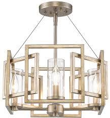 golden lighting 6068 sf wg marco modern white gold semi flush flush ceiling loading zoom