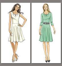 Vogue Patterns Dresses Amazing Vogue Patterns Mystitchnbitch