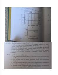 Design Of Wood Structures By Breyer Solve For Problem 3 11 Using Figure Below Transve