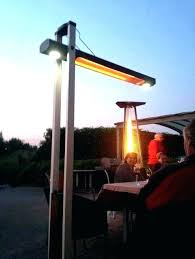 free standing infrared heater best electric patio heater portable outside heaters free standing infrared patio heater