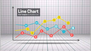 Line Chart Free Prezi Template By Prezi Templates By