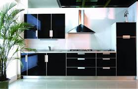 images of kitchen furniture. great black modern kitchen cabinets with refrigerator and island images of furniture c