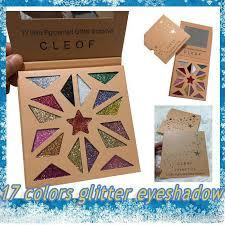 cleof 17 ulta pigmented glitter shadows health beauty makeup on carousell