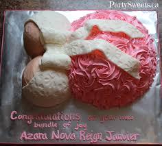 The Baby Bump Cake