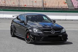 Performance specs were identical to the regular sls amg gt, but there's a lot that was special about the final edition. Inden Design Mercedes Benz C63 Amg Coupe Edition 507