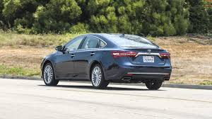 Motor Mondays: What does Toyota Avalon have over Toyota Camry ...