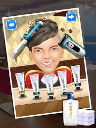Small Picture Messy Hair Salon Girls Games for One Direction on the App Store