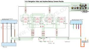 toyota 4runner video on nav and anytime backup camera mods 05 Highlander Cabin Air Filter at 05 Highlander Hazard Wiring Diagram