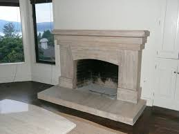 refinish fireplace mantelpiece