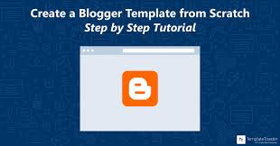 How to Create Blogger Template from Scratch: Beginners Tutorial ...