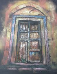 Old Doors Grubleen A Old Door