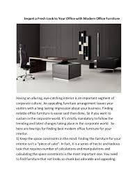 Modern office look Glass Impart Fresh Look To Your Office With Modern Office Furniture Having An Alluring Pinterest Impart Fresh Look To Your Office With Modern Office Furniture
