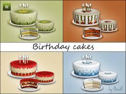 Gosiks Birthday Cakes