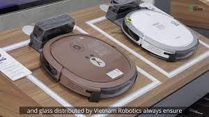 Vietnam Robotics - số 1 về robot hút bụi - YouTube