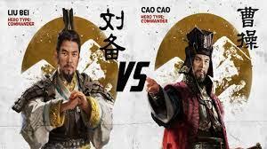 Total War:Three Kingdoms/Duel/Liu Bei VS Cao Cao - YouTube