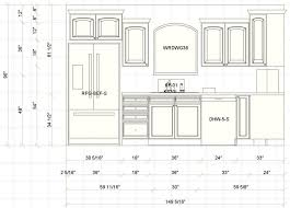 80 Creative Aesthetic Kitchen Cabinet Elated Standard Sizes Overlay