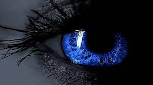 3d Beautiful Blue Eyes Wallpaper