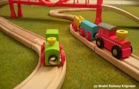 wooden trains for children