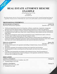 Real Estate Attorney Resume Example Best Of Professionally Written Resume Samplesdefaultvalue