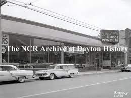 1958 Doering Motors Dodge Plymouth Dealership Milwaukee Wisconsin Plymouth Milwaukee Dealership
