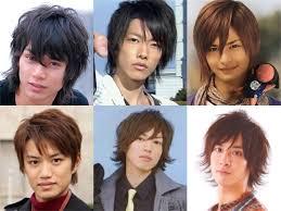 平成ライダーに見る男性の髪型の流行 東都での出来事
