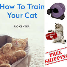 image covered cat litter. Kitty Litter Box And EBOOK HOW TO TRAIN YOUR CAT BY RIO CENTER,Automatic Cat Image Covered E