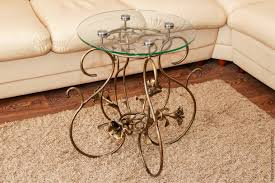 rot iron furniture. Furniture Handmade. Livemaster - Buy Wrought Iron Coffee Table. Rot