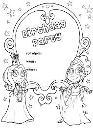 Happy Birthday Mommy Coloring Pages Happy Birthday Mommy Coloring