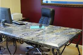 office desk table tops. Awesome Granite Top Desk Inside Lovable Office Desks Custom Furniture: Table Tops A