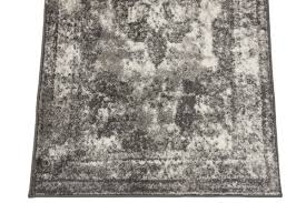 mistana brandt gray area rug  reviews  wayfair