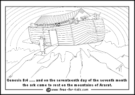 Small Picture Noahs Ark Colouring Pictures