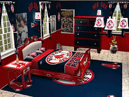 Boston Red Sox Bedroom Ideas 2