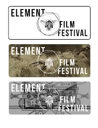 logo design branding jasmine lilly element film fest logos png