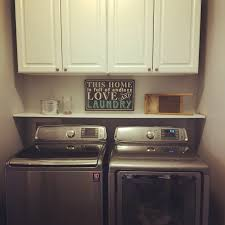 Narrow Laundry Room Ideas Small Laundry Room Makeover Our House Pinterest Small