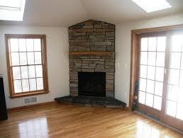 corner gas fireplace direct vent