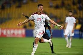"""عبدالعزيز التميمي on Twitter: """"الجناح الايسر المغربي سفيان رحيمي (24 عام)  لاعب الرجاء الرياضي في الدوري المغربي موسم 2019/20: • 28 مباراة • ساهم بـ  19 هدف • 10 اهداف • 9"""