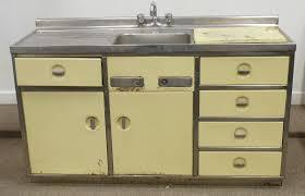elizabeth ann kitchen unit mid 20th century vintage retro sink